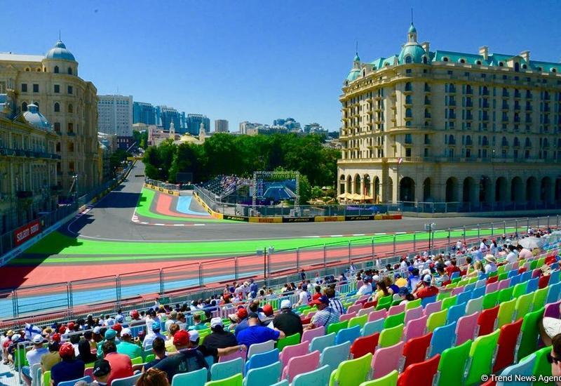 Для гостей Гран-при Азербайджана Формулы-1 подготовлена культурная программа