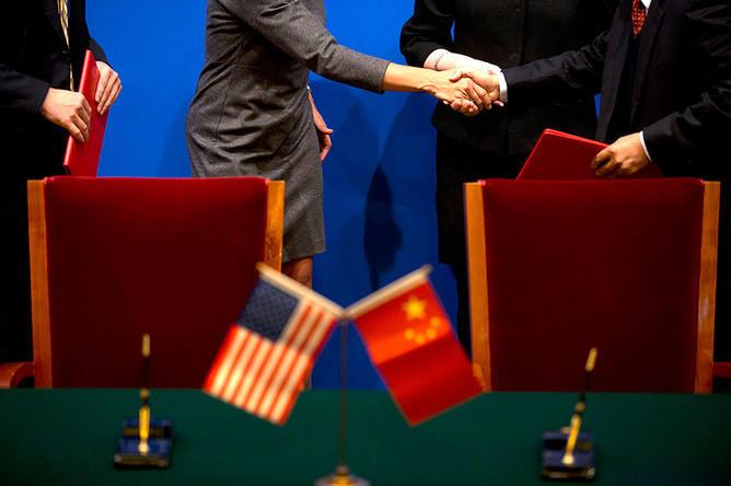 КНР подготовил ответные меры наодносторонние действия США