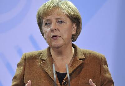 Ангела Меркель: Германия и в будущем готова поддерживать Азербайджан как партнера на пути политической и экономической модернизации