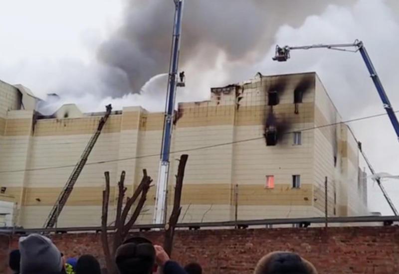 """Сотрудница сгоревшего ТЦ в Кемерово пыталась спасти телевизор вместо людей <span class=""""color_red"""">- ПОКАЗАНИЯ ПОТЕРПЕВШЕЙ</span>"""