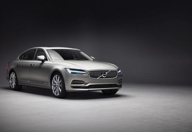 "Volvo представила седан, в котором можно управлять атмосферой <span class=""color_red"">- ФОТО</span>"