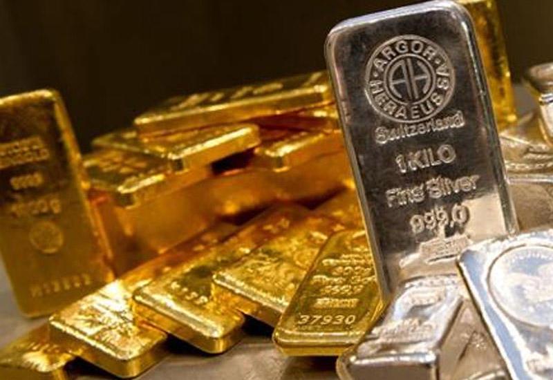Azərbaycanın qızıl-gümüş bazarı ucuzlaşdı
