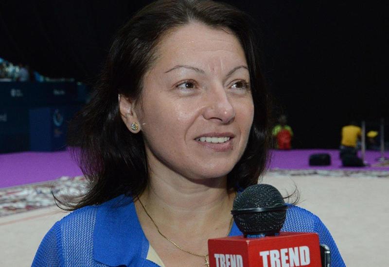 Главный тренер сборной Азербайджана: Жду качественных выступлений от гимнасток