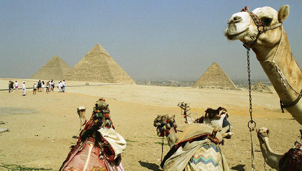 Власти Египта будут штрафовать попрошаек заприставание ктуристам