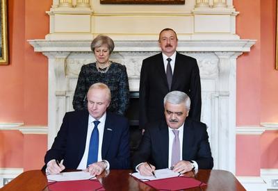 SOCAR и BP подписали новое соглашение