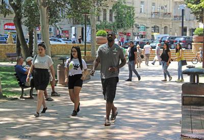 В Азербайджан с начала года прибыло более полумиллиона туристов