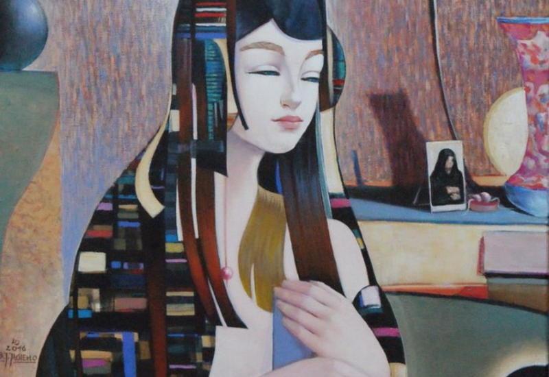 """""""Картинная галерея"""" Day.Az: Женщины с бледной кожей и прекрасными чертами"""