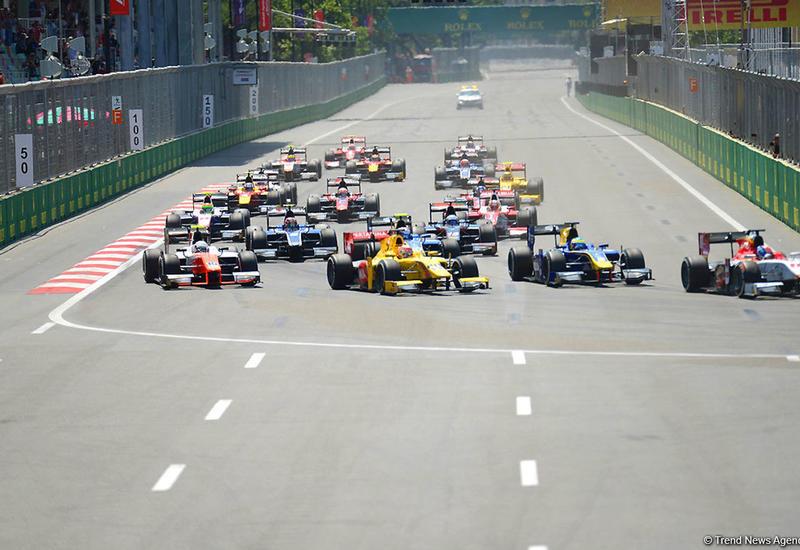 В Баку стартует Гран-при Азербайджана Формулы 1