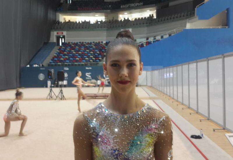 Испанская гимнастка: Работа Федерации гимнастики Азербайджана достойна благодарности