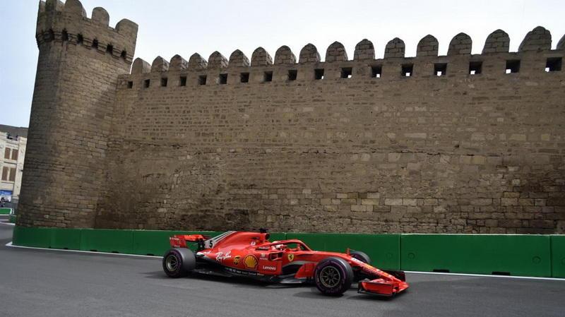 МИД предупредил граждан России оперекрытии улиц вАзербайджанской столице из-за «Формулы-1»