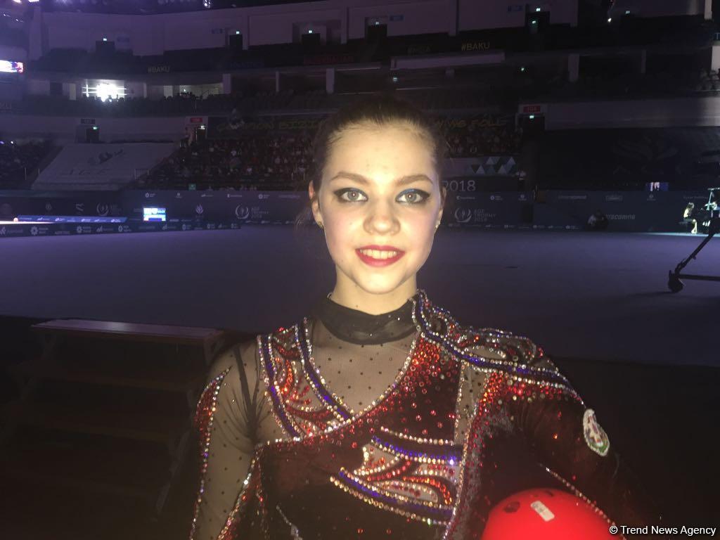 Украинка Никольченко выиграла серебро наэтапе Кубка мира встолице Азербайджана