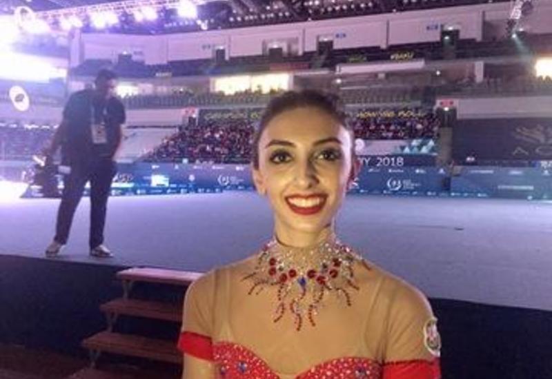 Азербайджанские гимнастки остались довольны первым выступлением на Кубке мира