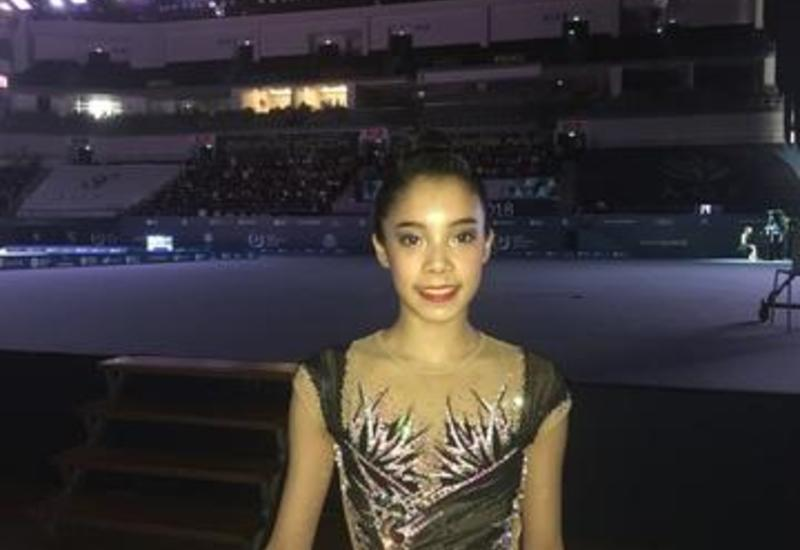 Американская гимнастка: В Баку отличная атмосфера