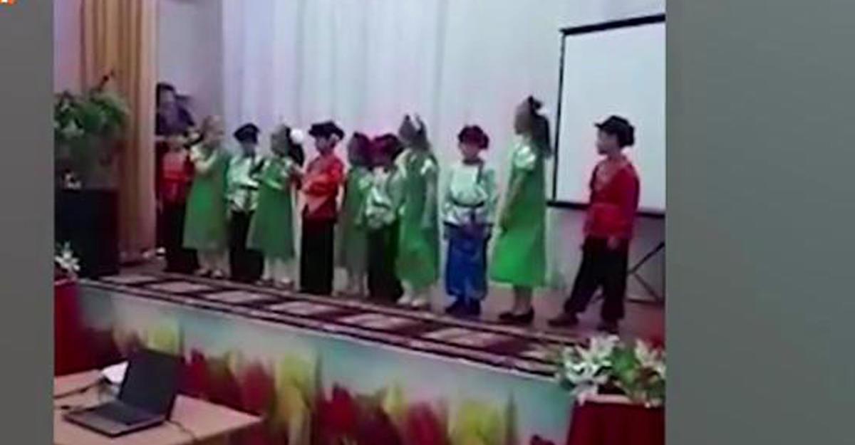 Учительница погибла прямо насцене вовремя концерта