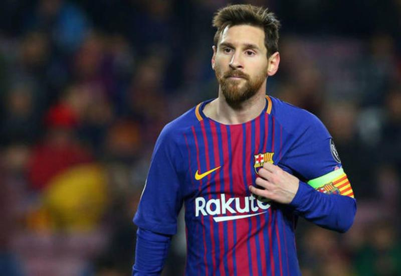 Месси поговорил с главой аргентинского футбола о возвращении в сборную