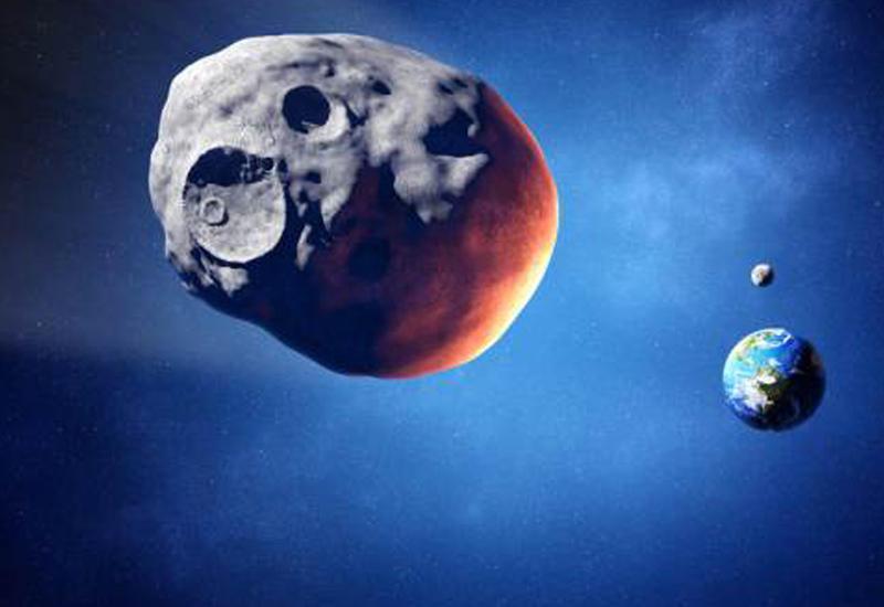 Ученые показали, что было бы, если бы астероид врезался в Землю