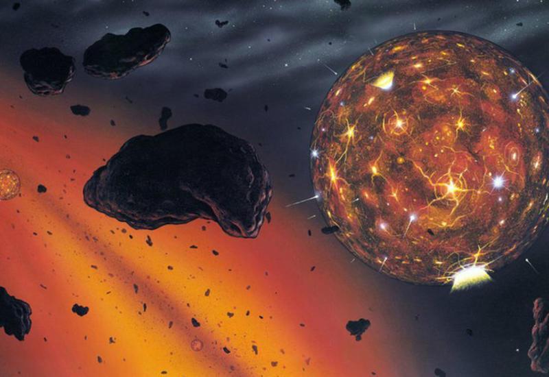 Найденный на Земле метеорит оказался куском исчезнувшей планеты