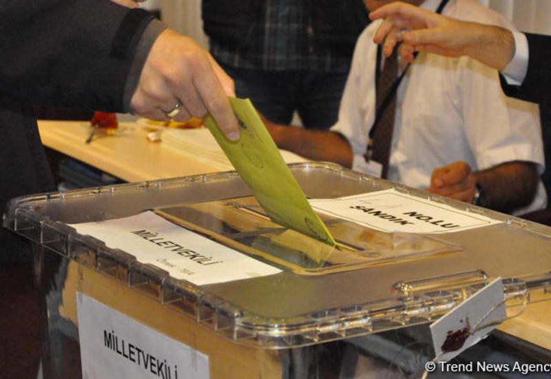 Более миллиона граждан Турции за рубежом проголосовало на выборах президента