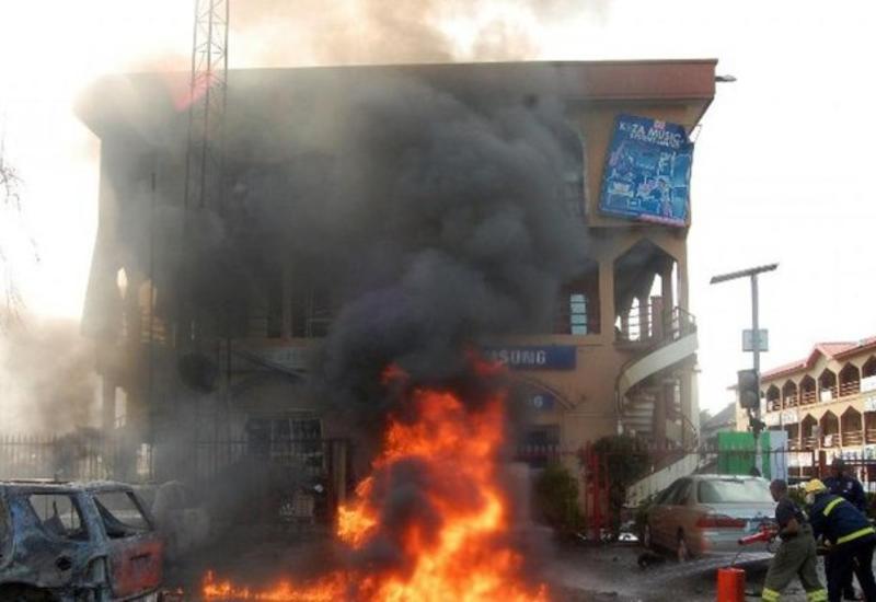В Нигерии прогремели два взрыва, много погибших