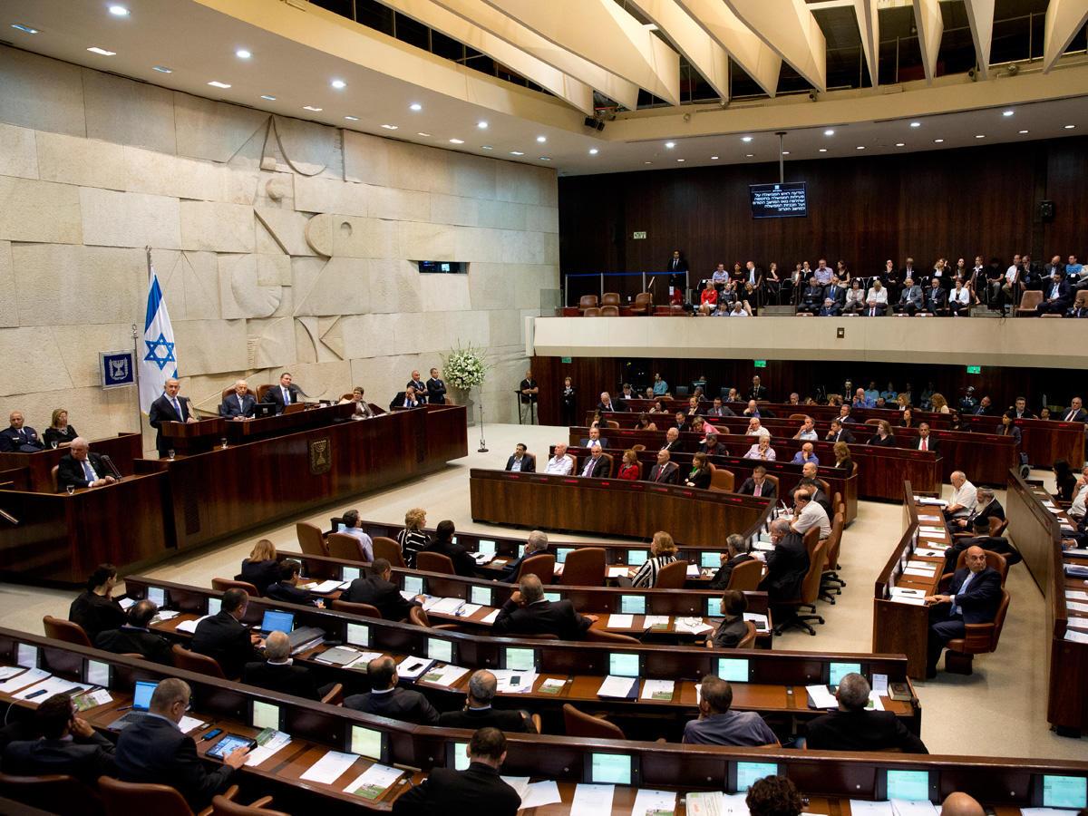 Кнессет окончательно утвердит закон об оповещении войны узким кабинетом