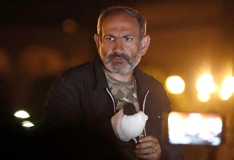 Армянские террористы диктуют Пашиняну условия