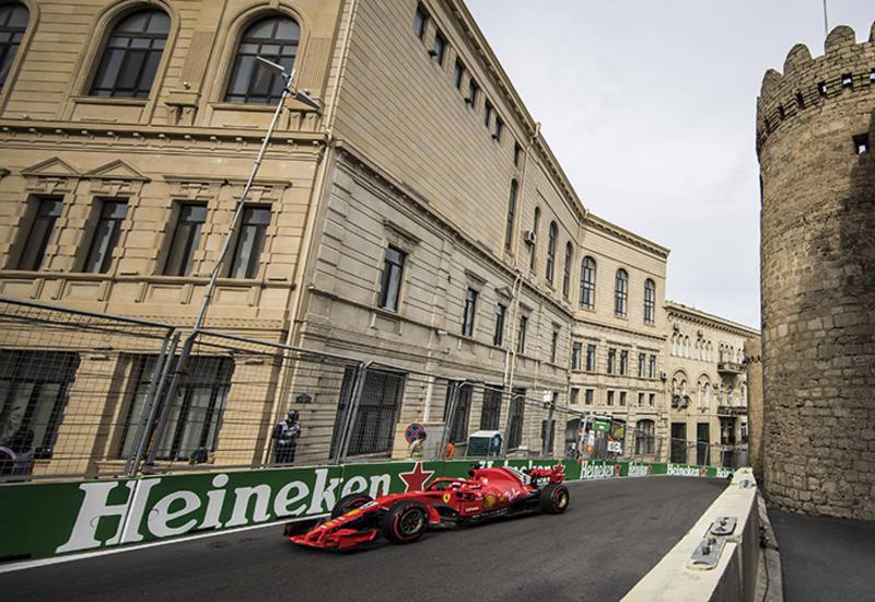 Sports.ru: Гонка в Баку – лучшая и самая непредсказуемая в «Формуле-1»