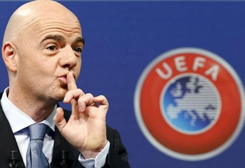 Азербайджан может заработать миллионы долларов от Лиги наций ФИФА