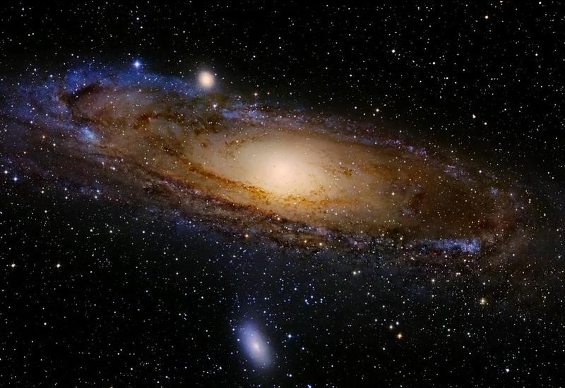 Объяснена загадка всей структуры Вселенной
