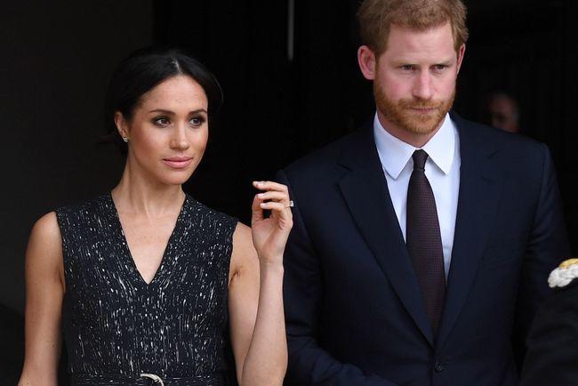 Меган Маркл взялась зажениха: принц Гарри сел нажесткую диету
