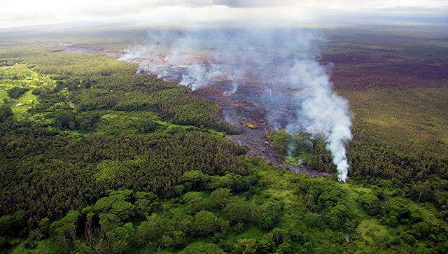 НаГавайских островах эвакуируют население