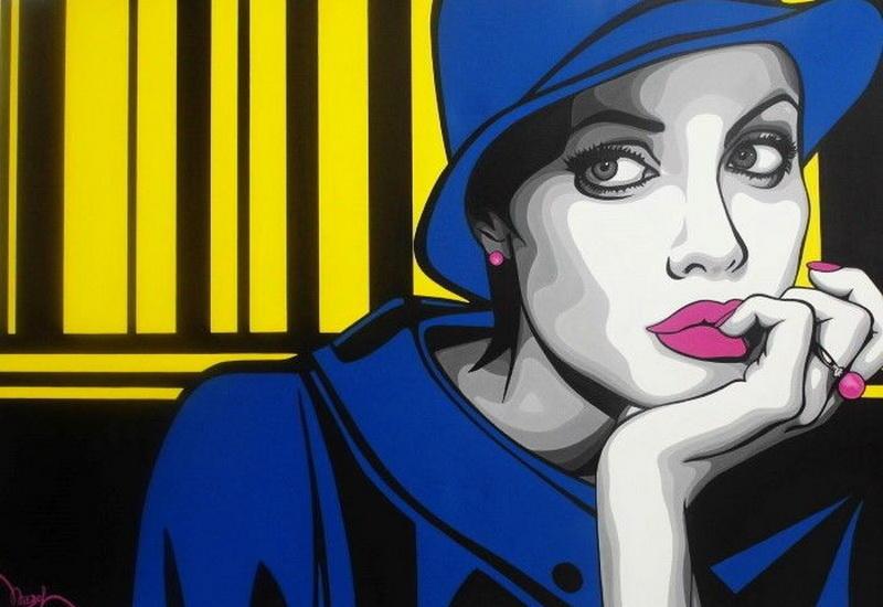 """""""Картинная галерея"""" Day.Az: Поп-арт и современный изобразительный язык"""
