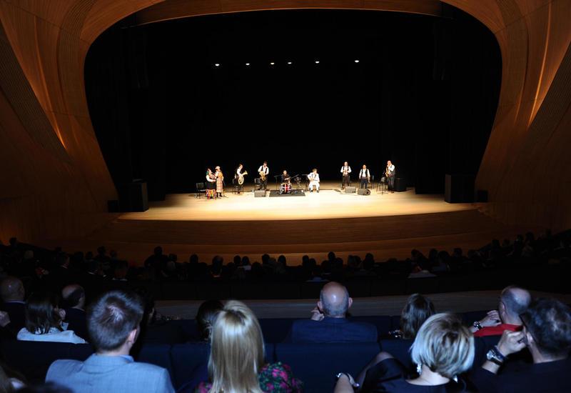 В Центре Гейдара Алиева прошел потрясающий концерт Горана Бреговича