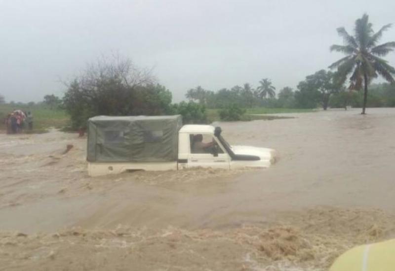 В Кении более 110 человек погибли из-за сильных наводнений