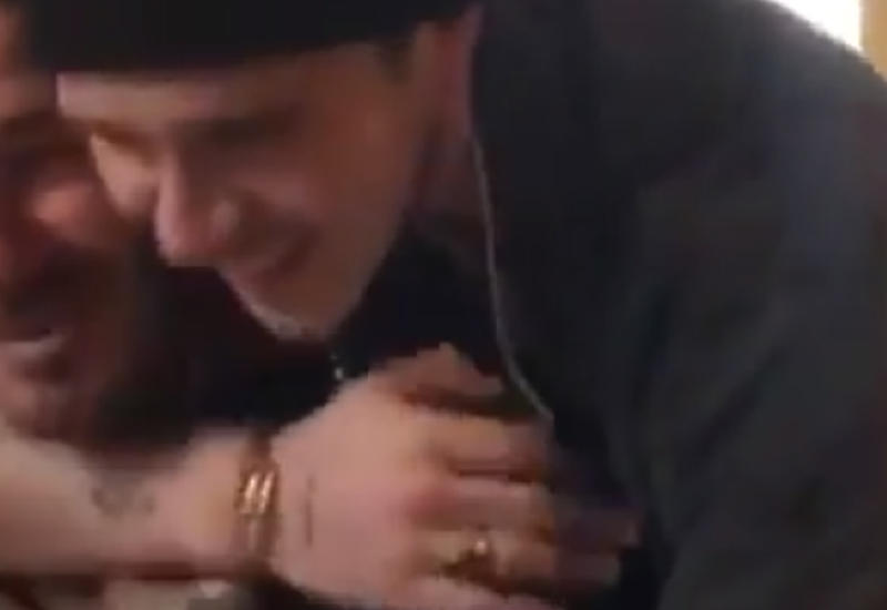 Старший сын Бекхэма растрогал знаменитого отца в его день рождения
