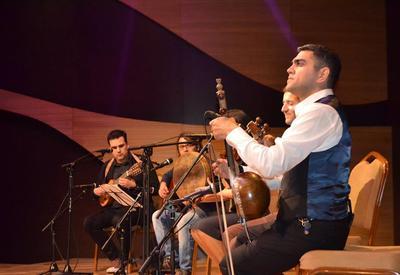 """В Центре мугама прошел неповторимый концерт этнических музыкантов из Перу <span class=""""color_red"""">- ФОТО</span>"""