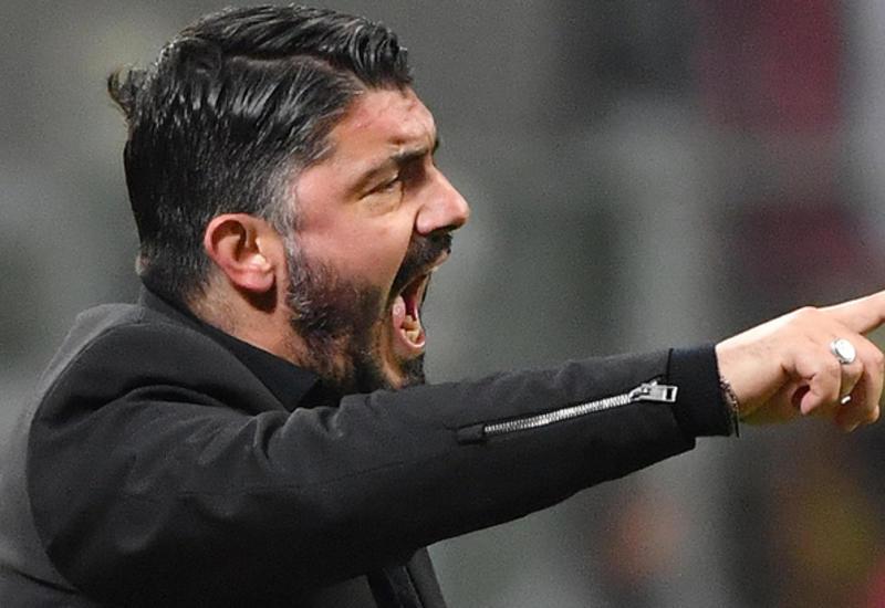 """Тренер """"Милана"""" Гаттузо пообещал выбить зубы собственному игроку"""
