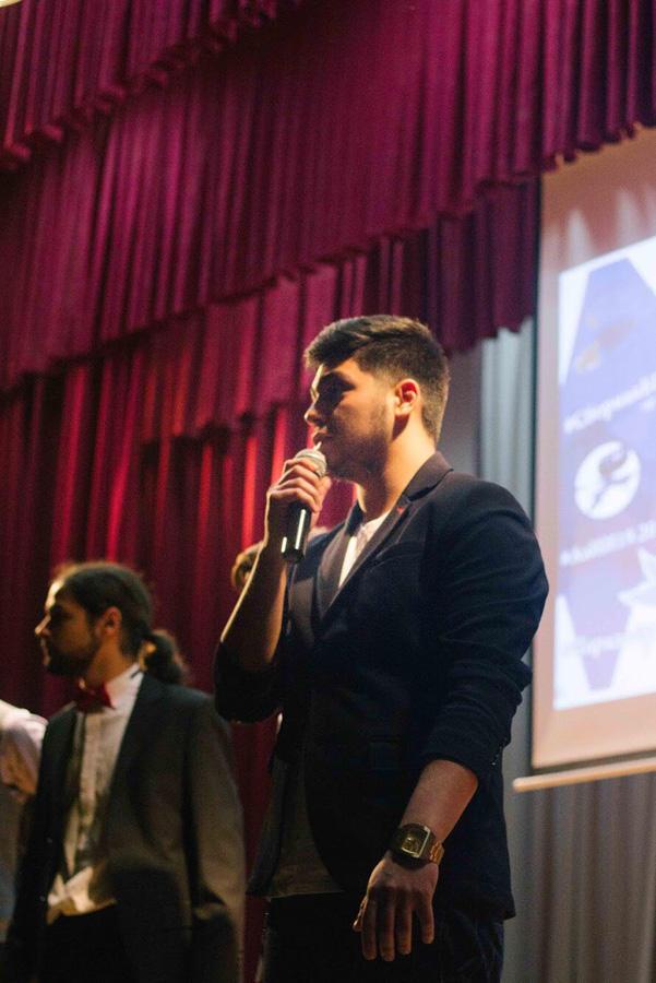 В Баку впервые прошел Кубок КВН AZii