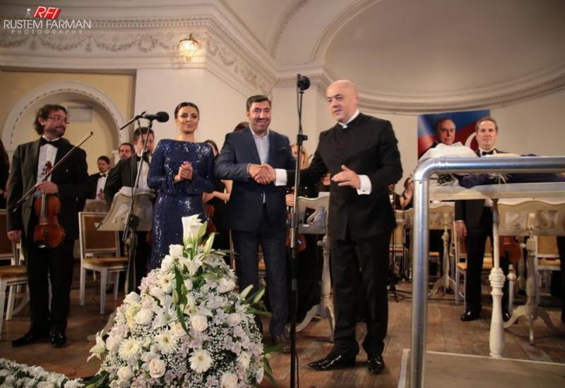 Знаменитый турецкий оркестр выступил в Баку в честь 95-летия Общенационального лидера Гейдара Алиева