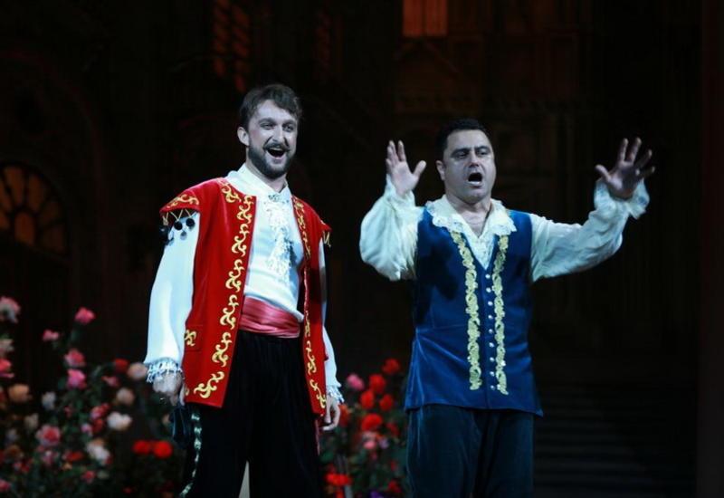 Любовный рецепт от Россини на сцене Театра оперы и балета