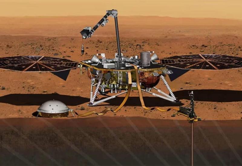 «Такого никогда не делалось»: к Марсу улетел копатель