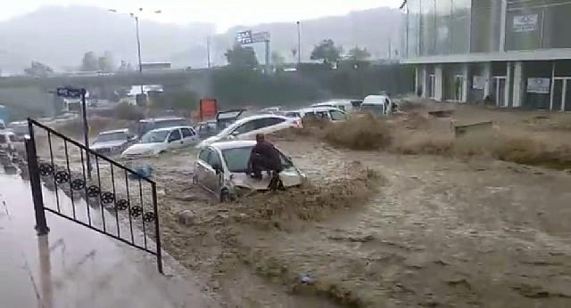 Самое сильное наводнение вАнкаре запоследние 500 лет