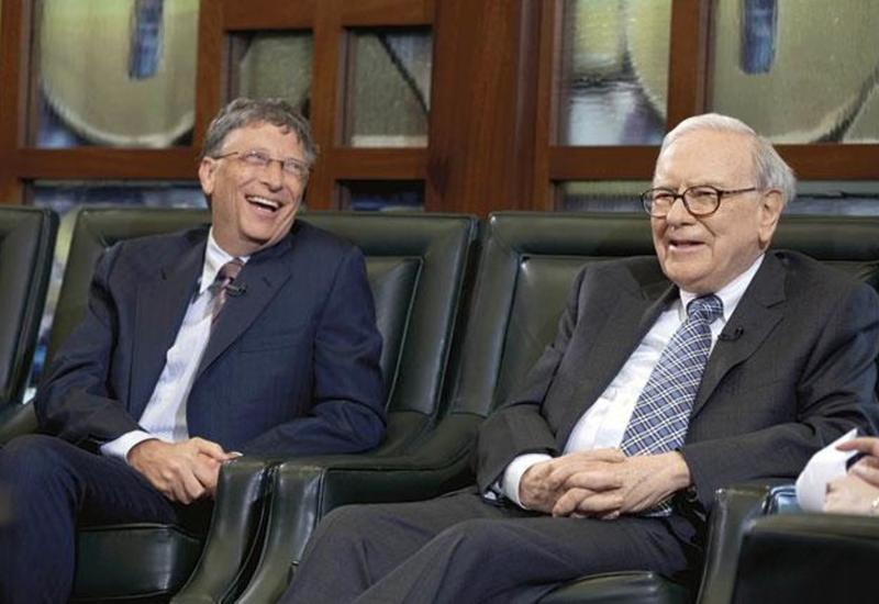 Баффет и Гейтс обвалили биткоин