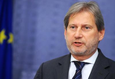 Еврокомиссар: ЕС продолжит поддерживать Баку