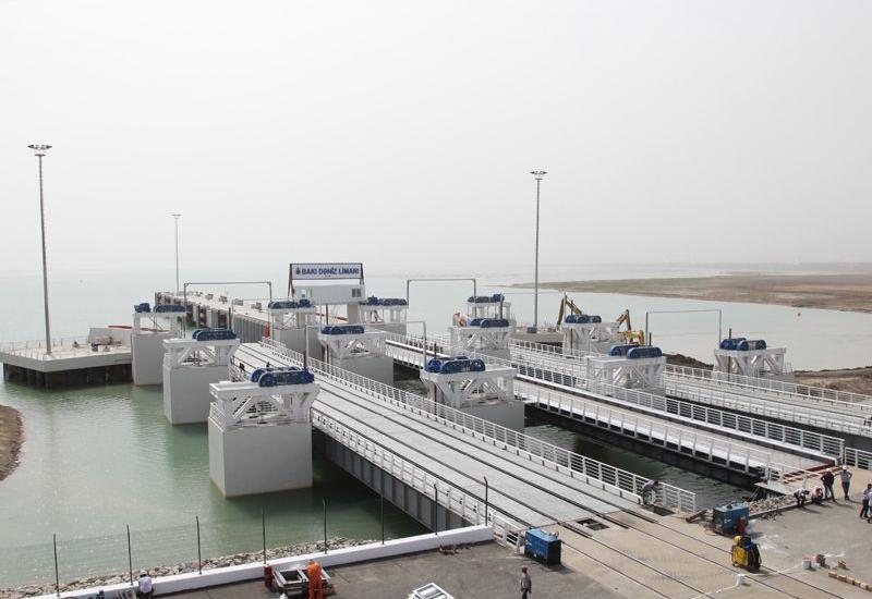 В Баку открылась выставка в рамках Всемирной конференции портов
