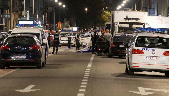 Милиция: эвакуация наЮжном вокзале Брюсселя прошла из-за взрыва петарды