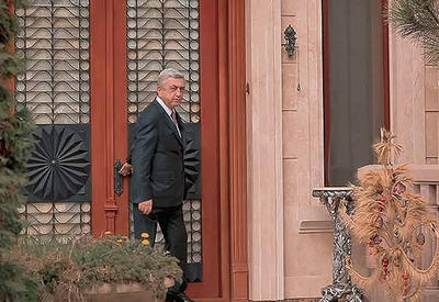 Саргсян получит особняк, в котором жил Путин
