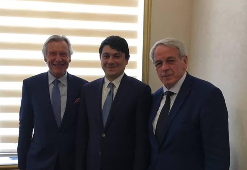Азербайджан обеспокоен ростом незаконных визитов на оккупированные территории официальных лиц Франции