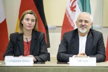 Министр иностранных дел Ирана вылетел вПекин