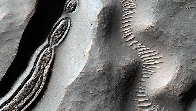NASA желает запустить мини-вертолет наМарсе в 2021-ом