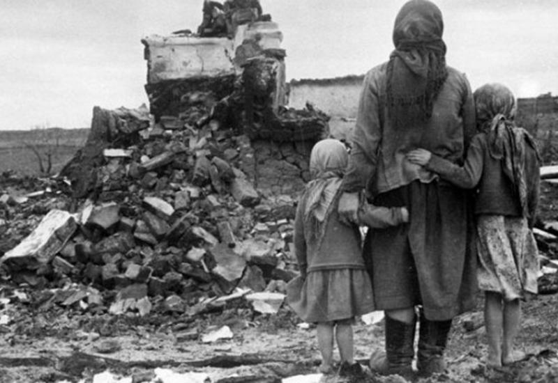 Почему после победы ввойне вСССР наступил голод